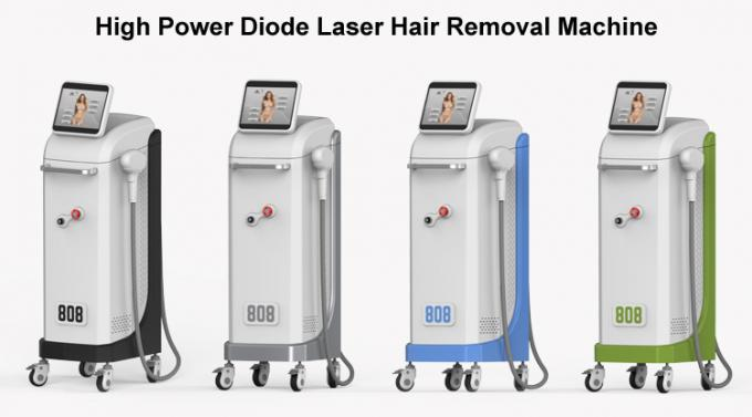 Alibaba Vertical 808nm Diode Laser Hair Removal Machine