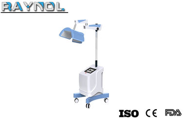 "China 8.4"" Colorized Touch Screen Laser Hair Growth Machine For Hair Loss Treatment supplier"