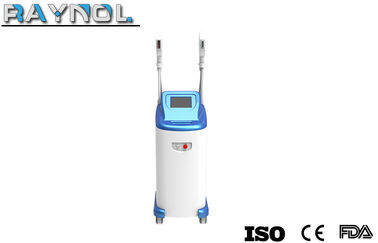China Effective SHR IPL Machine Vertical 690nm - 950nm Laser For Hair Removal supplier