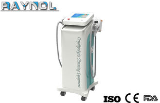 China 1800W Men Cryolipolysis Slimming Machine 2 Handpieces For Cellulite Removal supplier