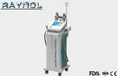 China Multifunctional Cryolipolysis Slimming Machine Vertical With 5 Handles supplier