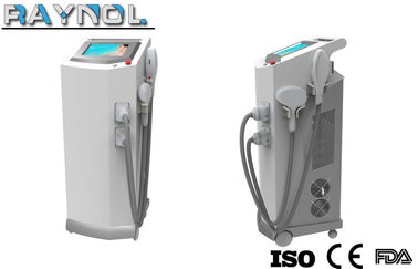 China Pigment Removal IPL Diode Laser SHR Hair Removal Beauty Machine supplier