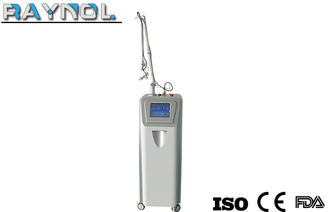 China 40W RF Co2 Fractional Laser Machine , Effective Scar Removal / Skin Rejuvenation Machine supplier