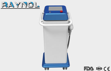China Portable Q Switch Nd:Yag Laser Machine For Pigment Removal , Mole Removal supplier