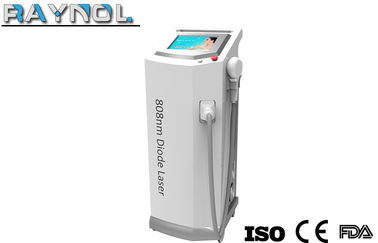 China High Power Lightsheer 808nm Diode Laser Permanent Hair Removal Device supplier