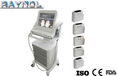 China 4mhz Hifu Machine High Intensity Focused Ultrasound With 5 Transducers supplier