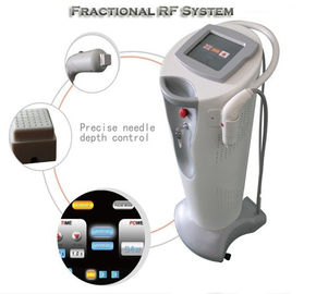 China Microneedle Fractional RF Beauty Device For Face , Skin Treatment supplier