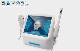 China Adjustable Energy Hifu Face Lifting Machine For Double Chin Removal supplier