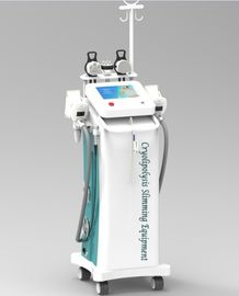 China Vacuum Cryolipolysis Slimming Machine , Cavitation Cellulite Removal supplier