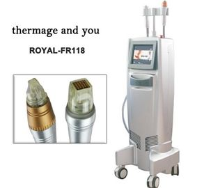 China 6.78MHz Thermage Microneedle Fractional RF Mesotherapy For Wrinkle Removal supplier
