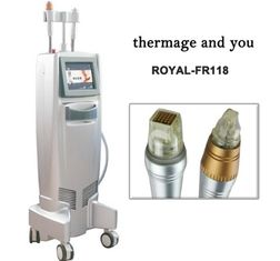 China Thermage CPT Microneedle Fractional RF For Acne Scars Removal supplier