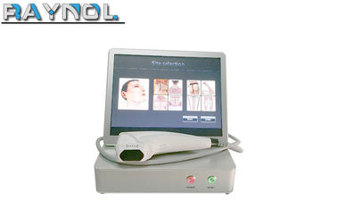 China 4MHz 11 Lines HIFU Machine with 8 Cartridges for Wrinkle Removal and Anti-aging supplier