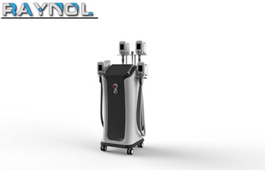 China 4 Handpieces Cryolipolysis Machine with 2500W High Power for Body Slimming supplier