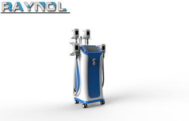 China 4 Handles Fat Freezing Cryolipolysis Slimming Machine with 8L Big Water Tank supplier