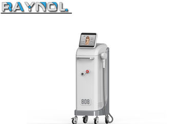 China 10Hz 808nm Diode Laser Hair Removal Machine 2500W for Permanent Hair Removal supplier