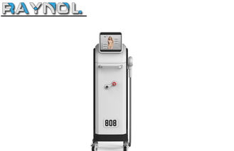 China 1-10Hz 808nm Diode Laser Hair Removal Machine 2500W with Germany Handle supplier