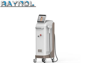 China 3 in 1 Diode Laser Hair Removal Machine 755nm 808nm 1064nm with Big Touch Screen supplier