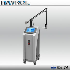 China Wrinkle / Stretch Marks Removal Co2 Fractional Laser Machine Vertical 10600nm supplier