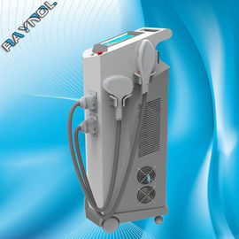 China 808nm Diode Permanent IPL Laser Machine , Vertical Hair Removal Beauty Equipment supplier