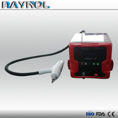 China Portable Q Switch Nd YAG Laser Tattoo Removal Machine Smart With 1064nm / 532nm / 1055nm supplier