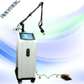 China 10600nm Fractional Co2 Laser Beauty Machine For Skin Resurfacing / Acne Removal supplier