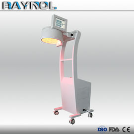 China Vertical Safety Hair Growth Machine With Low Level Diode Laser supplier