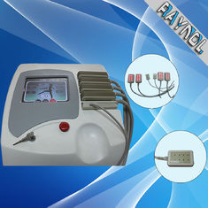 China Portable 6 Pads Lipo Laser Machine , i-Lipo Laser Weight Loss Liposuction Machine supplier