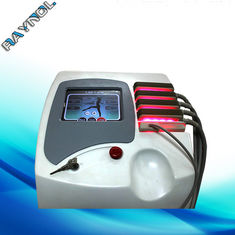 China Professional Mini Lipo Laser Machine for Body Contouring / Body Slimming supplier