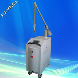 China 10Hz Active Electro-optic Laser Beauty Machine , Q-Switch Nd YAG Medical Laser Machine supplier