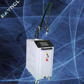 China Professional 1064nm / 532 nm Q Switch Nd:YAG Laser Tattoo Removal Medical Equipment supplier