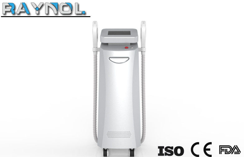 Single Pulse E Light Shr Opt Fast Hair Removal Machine For Women