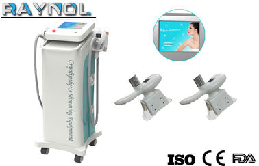 China Multifunction Cryolipolysis Slimming Machine Effective With 2 Handpiece factory