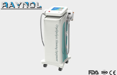 China Big Screen Cryolipolysis Machine -15℃, Beauty Salon Equipment Body Slimming factory
