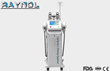 China 40KHz RF Cryolipolysis Slimming Machine Multifunctional Multipolar 5MHz factory