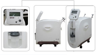 China Water Oxygen Machine / Portable Medical Oxygen Jet For Body Beauty and Health distributor