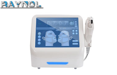 China High Power 2j Portable HIFU Beauty Machine with Big Color Touch Screen distributor