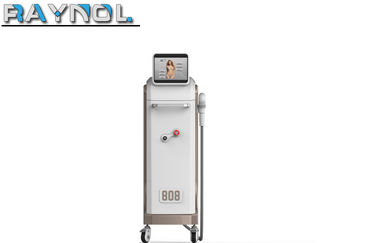 China Multi-wavelength Diode Laser Hair Removal Machine 2500W with 755nm 808nm 1064nm distributor