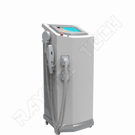 China 1-10Hz, Soprano Diode Laser+IPL SHR Permanent Laser Hair Removal Beauty Machine, Wrinkle Removal, Pigment Removal factory