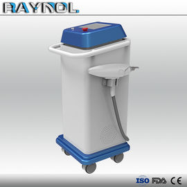 China 1055nm / 1064nm / 532nm Q Switch Nd YAG Laser , Tattoo / Pigment Removal Beauty Machine factory
