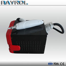 China Mini Q Switched Laser Beauty Machine Water / Air Cooling For Tattoo Removal factory