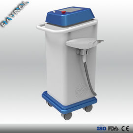 China 1064nm / 532nm Laser Beauty Machine , Q Switched Laser Tattoo Removal Machine factory