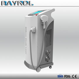 China 808nm Diode Laser Beauty Machine Vertical Safety For Hair Removal factory