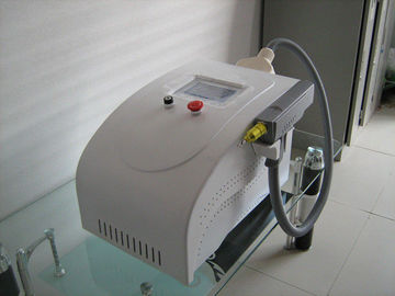 China Portable Tattoo Removal , Pigment Removal Q Switch Nd:YAG Laser Machine factory