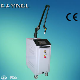 China Professional 1055nm / 1064nm / 532 nm Q-Switch Nd:YAG Laser Tattoo Removal Equipment factory