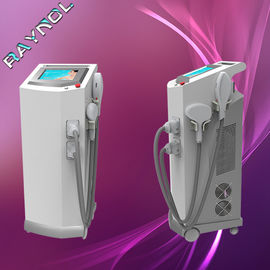 China Multifunction IPL Diode Laser Beauty Machine , Permanent Laser Hair Removal Machine factory