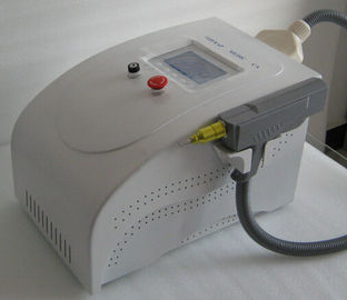 China Nd Yag Laser Beauty Machine Cosmetic Equipment For Brown Yellow Red Tattoo Removal factory