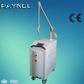 China 7 Articulated arm Active Q-Switch Nd-YAG Laser Beauty Equipment for Nevus of Ota Removal, Birthmark Removal factory