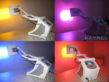 China PDT 1080 LED Lights Machine for Acne Removal , Skin Rejuvenation distributor