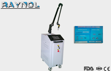 China 8.4'' Touch Screen Q Switch Nd:YAG Laser Birthmark Removal Machine distributor
