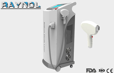China High Power Soprano Diode Laser Permanent Hair Removal Machine , Big Spot Size distributor
